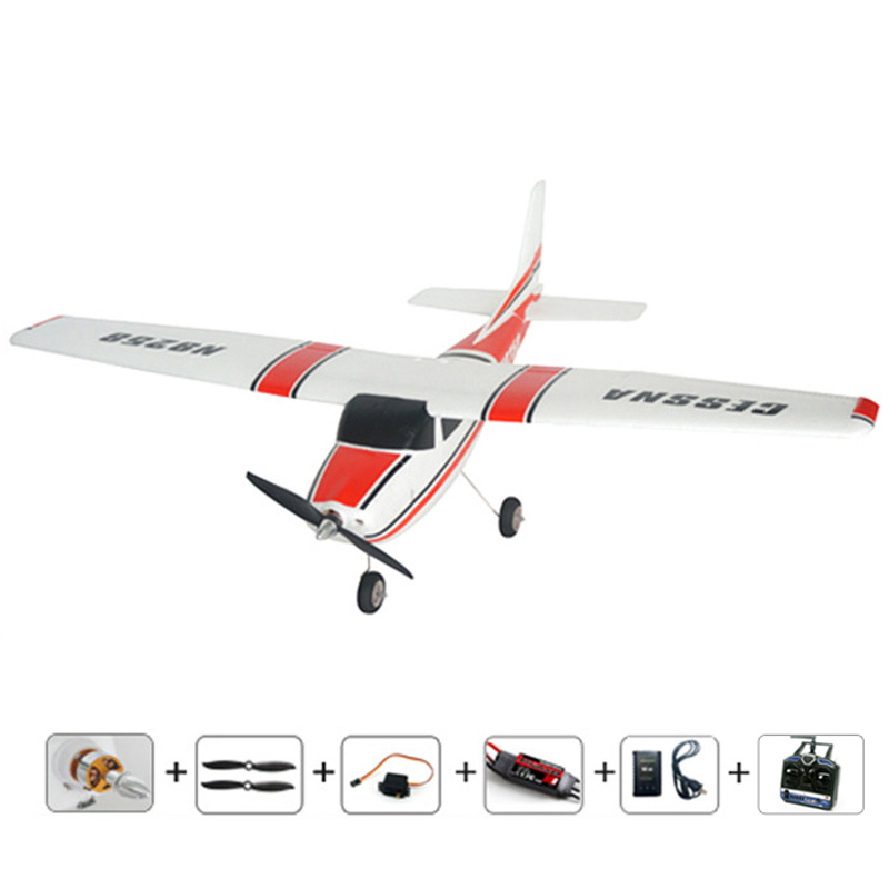 2017 New Cessna 182 RC airplane Remote control air plane RTF hobby model aircraft aeromodelling aviao glider for aerial toys the original daikin solenoid valve ls g02 2ca 20 l 647