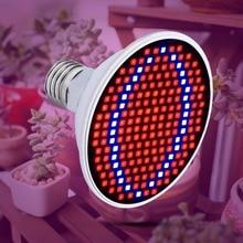Phyto Led Lamp E27 Hydroponic Grow Light Growing Bulb Full Spectrum 220V UV Plant 20W Flower Seedling Fitolamp