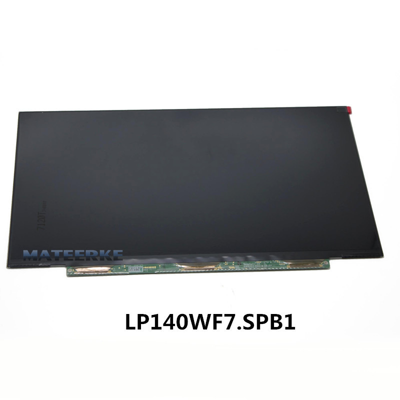 14 inch 1080P FHD LED LCD Display Screen LP140WF7.SPB1 B140HAN03.0 N140HCA-EBA free shipping original new n140hca eba n140hca eba 14 inch laptop lcd screen