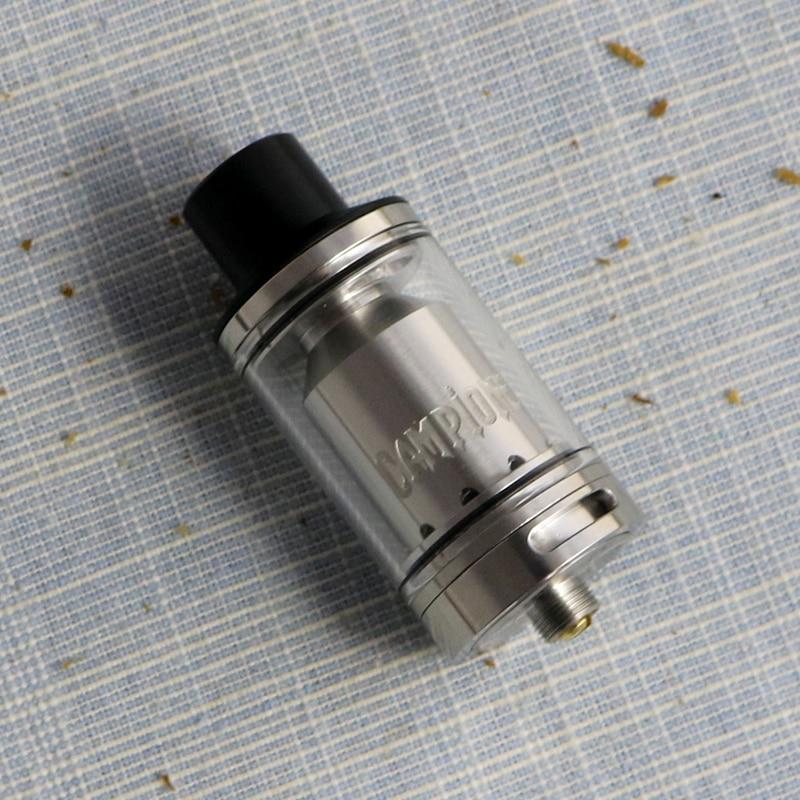 Original Advken Campione RDTA 24mm vape dripping atomizer tank 510 thread Tank Atomizer electronic cigarrate