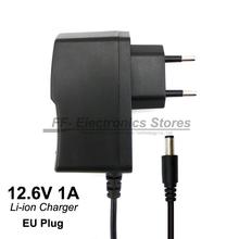 2019 Liitokala 12 6V 1A 3A 5A bateria litowa ładowarka 3S bateria 12V ładowarka głowica DC to 5 5*2 1mm tanie tanio Elektryczne 12V battery pack