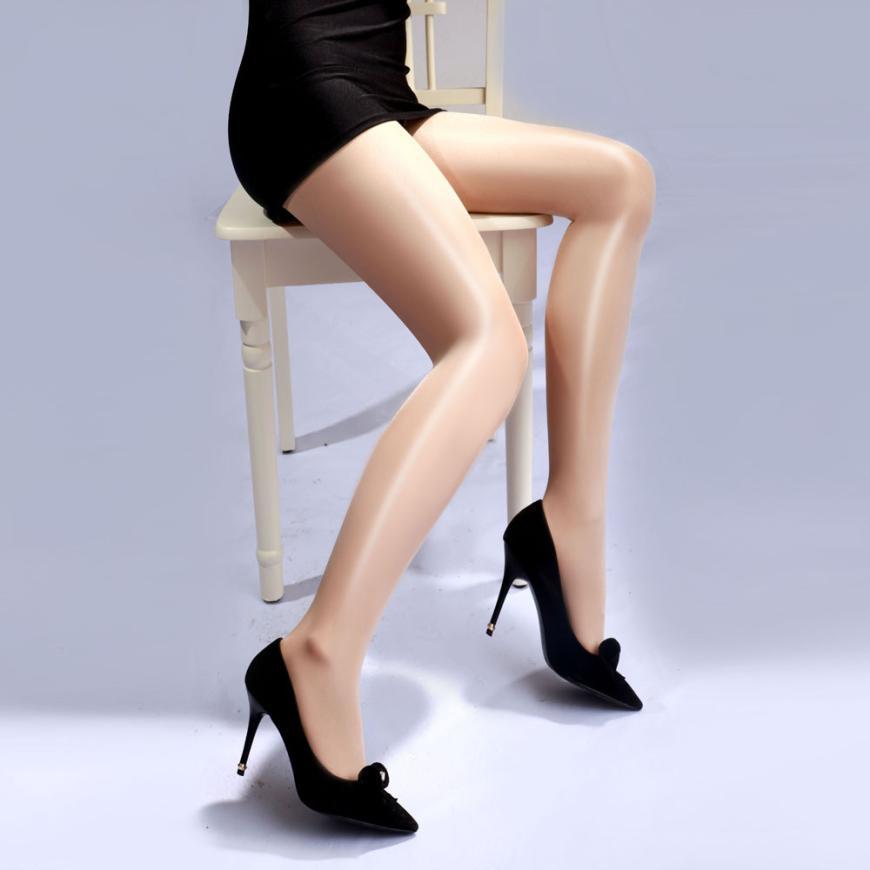 Women Sexy Nonslip Convenient Open Crotch Stockings Racy Pantyhose sexy open 2018MAR22