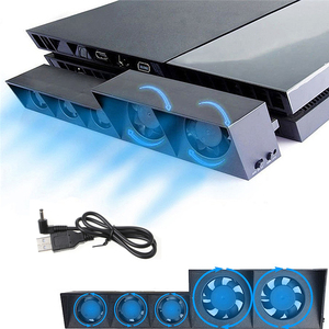 Video Game USB Cooling Fan Bas