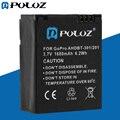 Ir acessórios pro 3.7 v 1680 mah bateria de substituição para gopro hero3 +/hero3 hero 3 +/3 ahdbt-301/201
