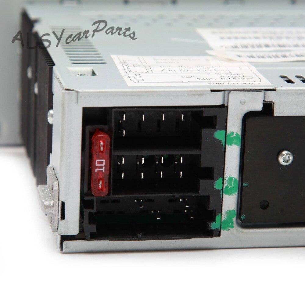 YIMIAOMO OEM 18G 035 186G RCD030 + Auto Radio MP3 Contribuenti AUX Ingresso USB Per Il VW Golf Jetta MK5 6 Tiguan Passat RCD 030 18G035186G - 5