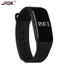 Jrgk m8 умный браслет артериального давления сердечного ритма смарт-группы вызова/sms напоминание bluetooth камера для ios android водонепроницаемый ip67
