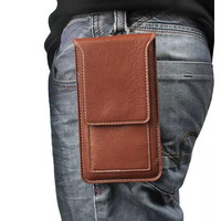 3 Colours Belt Clip Holster Bag Hook Loop Magnetic Pouch Phone Cover Case For Samsung Galaxy