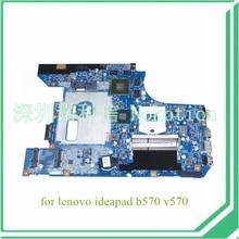 10290-2 48.4PA01.021 LZ57 MB For lenovo ideapad B570 V570 Laptop motherboard HM65 DDR3 Nvidia graphics 1GB