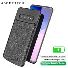 Battery Charger Case For Samsung Galaxy S10 Soft Battery Case For Samsung Galaxy S10E Powebank Case For Samsung Galaxy S10 Plus