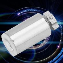 цена на 5pcs 13.3*6mm Micro 12000rpm Vibration Motor DC 3V 0.12W Hollow Cup Vibration Brush Motor Fit for Adult Vibrator