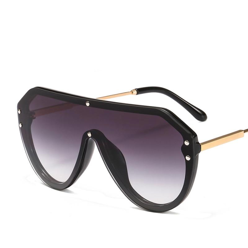 2019 New F Watermark One-piece Sunglasses PC Copy Film Men Women Sunglasses Girls Personality Colorful Fashion Wild Sun Glasse (22)