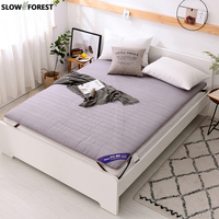 Slow Tree Queen Mattress Topper Twin Bed Mat 5 to 8 Inches Sleepping Mattress Anti Dust Mite Floor Cushions