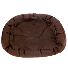 Free Shipping Cozy Warm Nest Leopard grain Pet Sofa Bed Pet Cat  Plush Mat New Dog House Lovely Soft Pet Products Bedding Set