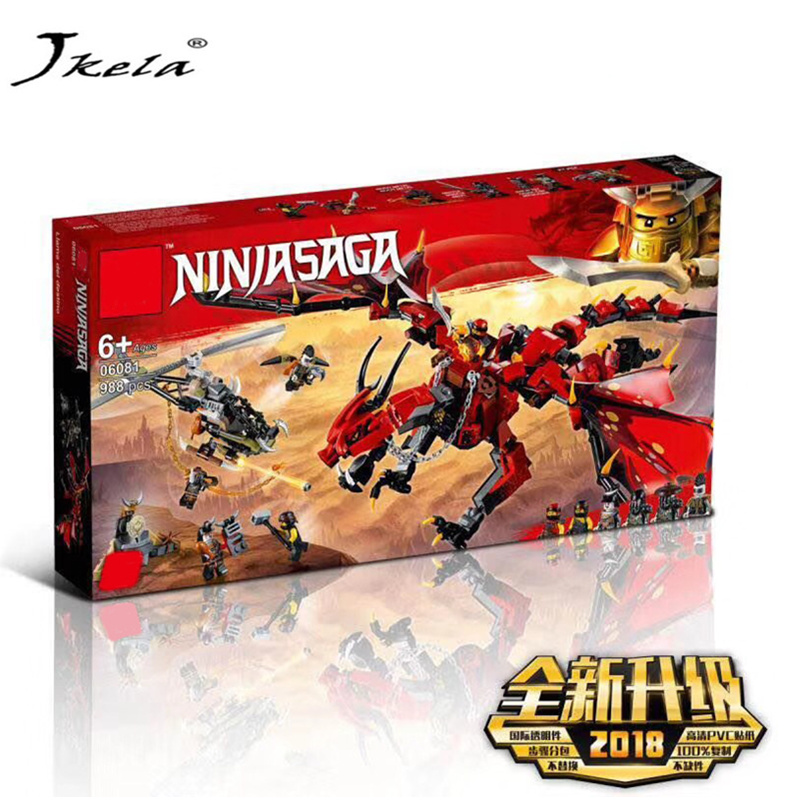 Ninjago Movies Set Flame Spys Shadow Drago With LegoINGly Ninjagoes Building Blocks Bricks Toys Children Gift козлов с цыферов г самые добрые сказки
