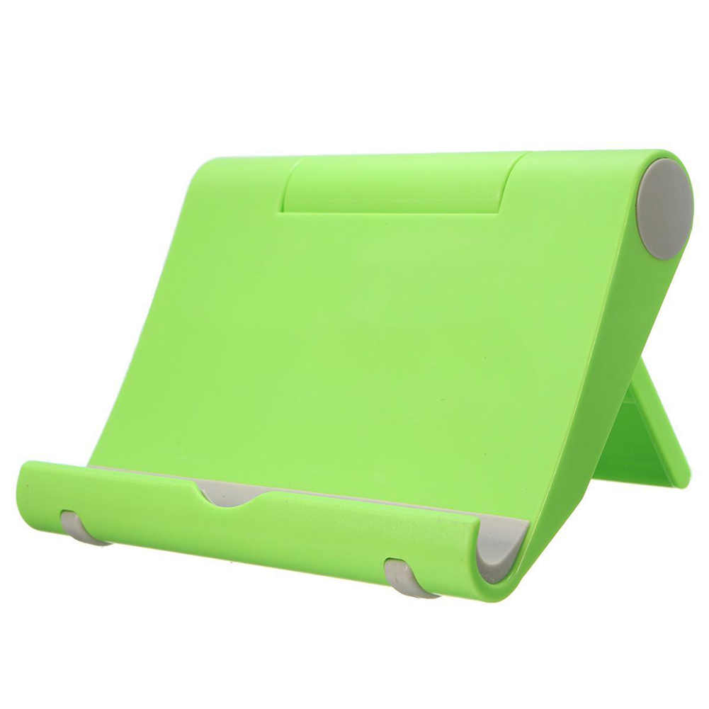 Mini Kuda-kuda Adjustable Tabel Kuda-kuda Universal Foldable Meja Desktop Meja Stand Pemegang Gunung Cradle untuk Ponsel Tablet