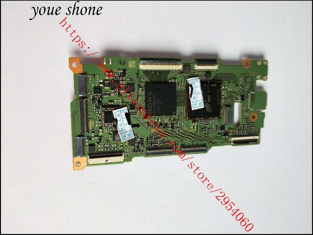 FREE SHIPPING Original Big Main Board/Motherboard/PCB Repair Parts For Sony ILCE-6000 A6000 SLR