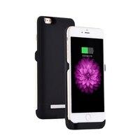 Ince Harici iphone 6 artı 6sp için 5.5 inç 10000 mAh Şarj Edilebilir Pil Kutusu Koruyucu Meyilli Vaka bankası kılıf için iPhone6p/6sp