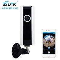 ZILNK NEW 1MP 720P HD Fisheye 185 Degree Panorama Mini Wireless WiFi IP Camera Two Way