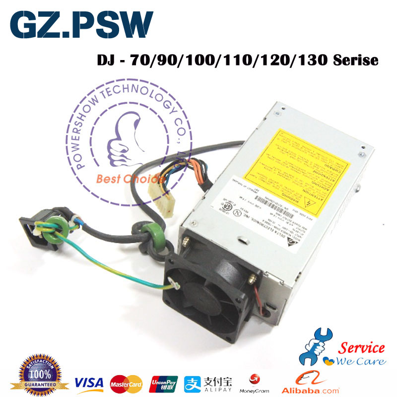Original C7790 60091 Q1292 67038 Q1293 60053 Power Supply Assembly for HP Designjet 90 100 110