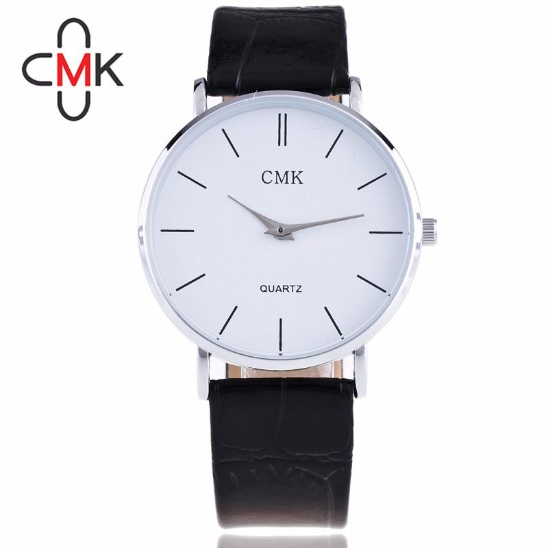 67208747fc2 Design da marca de moda minimalista criativo quartz women watch BGG mãos  simples feminino relógio de pulso de couro Relojes MujerUSD 6.21 piece