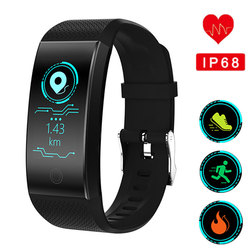 Fitness Smart Watch Men Women Bracelet Pedometer Heart Rate Monitor Waterproof IP68 Swimming Running Sport Watch For Android IOS