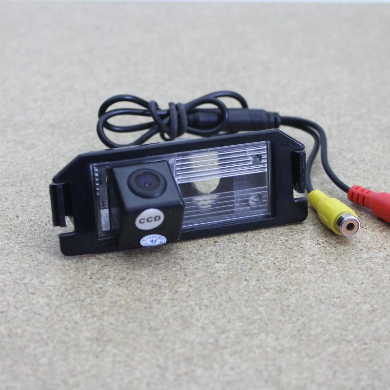 Otomobiller ve Motosikletler'ten Araç Kamerası'de KIA Picanto/Sabah JA TA 2011 ~ 2019 HD CCD Gece Görüş Back up park kamerası/Arka Görünüm kamera/Araba Geri Kamera title=