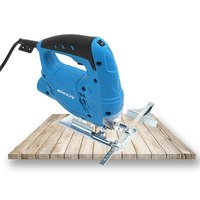 Multifunctional Electric Saws Woodworking Home Manual Jig Saw Motor Tool serra circular with 2pcs Saw Webs 220V 710W