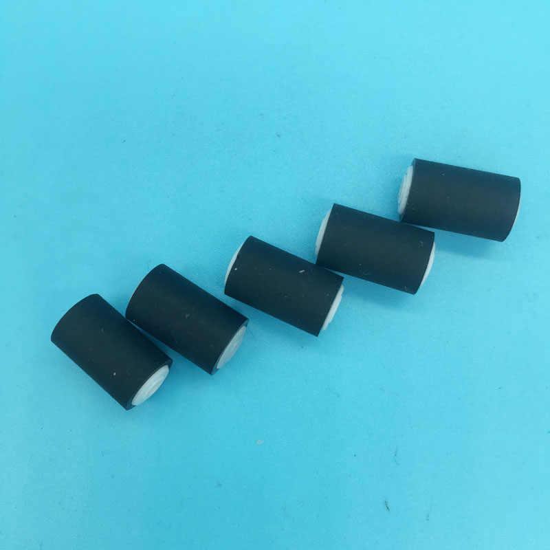 24 Pcs Konica Pinch Roller untuk Eco Pelarut Printer Allwin Manusia Xuli Dika DX5 DX7 Tekanan Kepala Roller Rubber Sheet Karet Gulungan 17 Mm