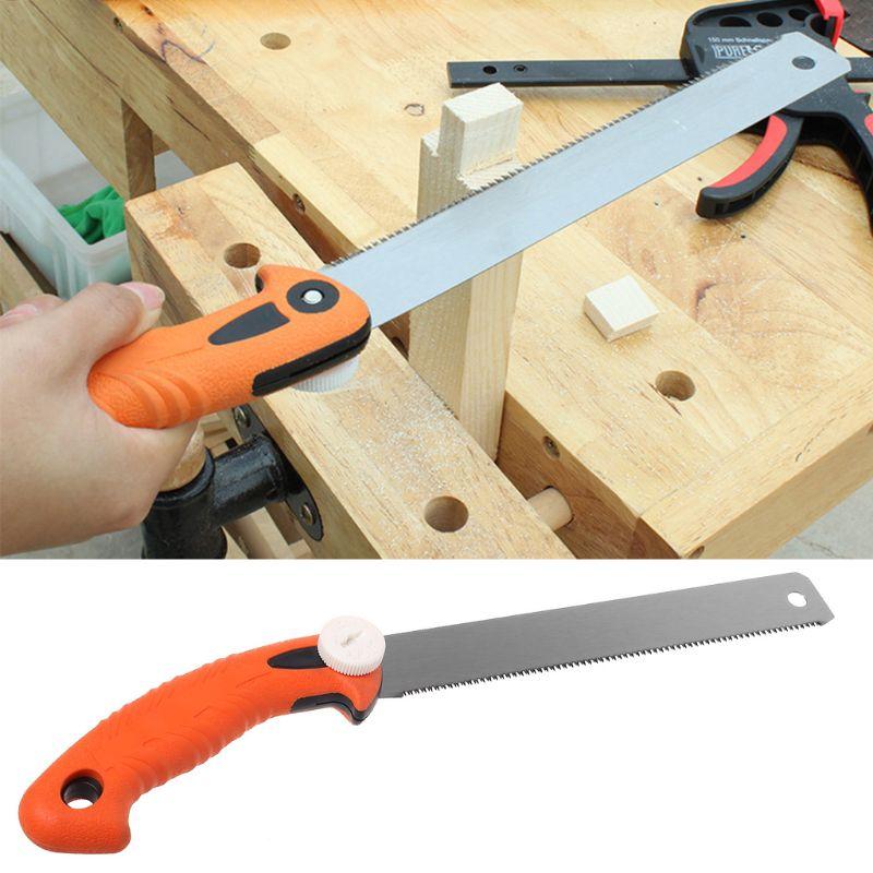 Puxar a mão viu 225 p fino-dentes resistência ao desgaste abertura carpintaria casa manual móveis decoração
