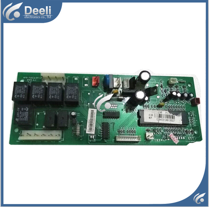 95% new good working for Midea air conditioning motherboard pc board control circuit board kfr-71dlw dy-1 mdv-130t2 dpsdy 95% new good working for midea air conditioning display board remote control receiver board kfr 26gw bpy r d 3 1 1