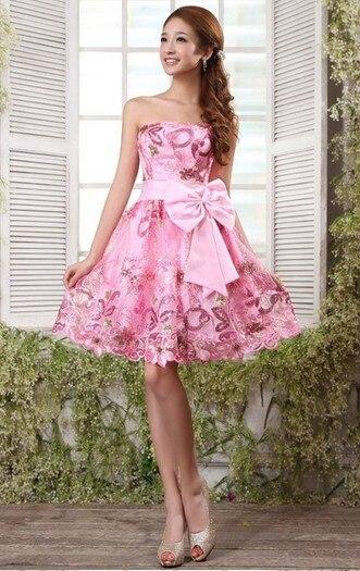 46ca238383 Vestidos de graduacion cortos primaria – Vestidos baratos