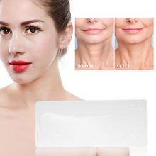 Silicone Reusable Neck Face Lifting Mask Neck Care Pad Anti-