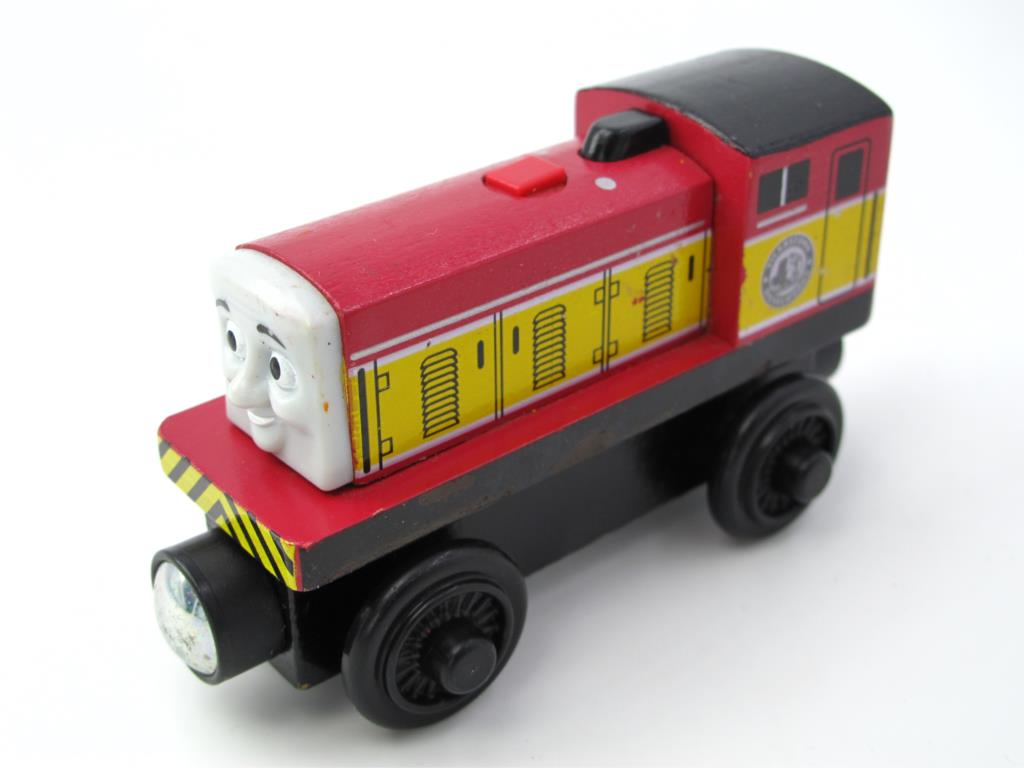 Wooden Thomas Train T034W DART Thomas And Friends Trackmaster Magnetic Tomas Truck Car Locomotive Engine Railway Toys for Boys