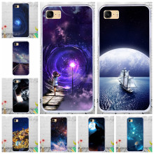 J&R Silicone Soft Case For ASUS Zenfone Pegasus 3S Max ZC521TL X00GD Cover Transparent Cartoon Animals Phone Bags Cases(China)