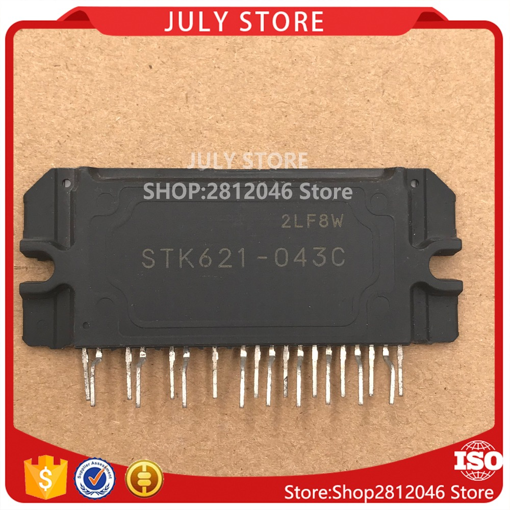 FREE SHIPPING STK621-043D 5/PCS NEW and ORIGINAL MODULE free shipping igcm10f60ga 5 pcs new module