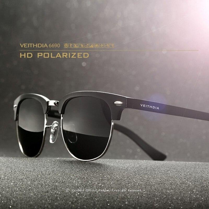 Aluminum Sunglasses  aliexpress com veithdia brand 6690 uni women man