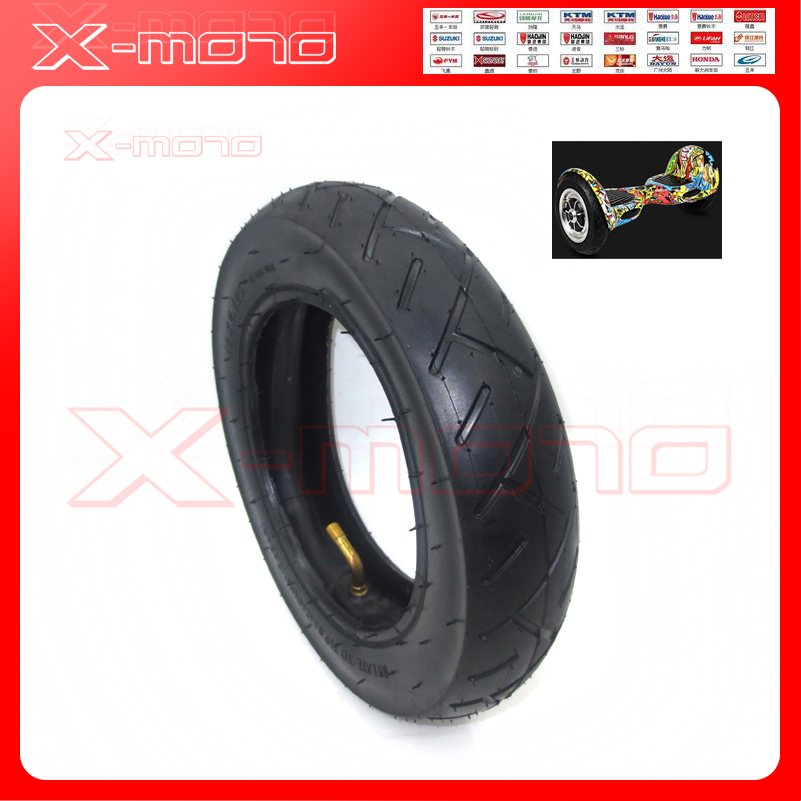 1pcs 10 inch 10x2.0 10x2.125 Electric Scooter Balancing Hoverboard self Smart Balance Tire 10 inch tyre