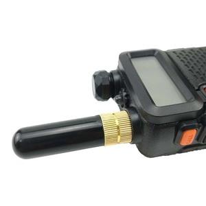 Image 5 - 1/2/5pcs Baofeng UV 5R Walkie Talkie Gain Antenna Dual Band 5cm Short Radio Antenna SMA F for Baofeng UV 5R BF 888s UV 82 Telsiz