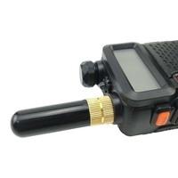 """אנטנה עבור baofeng uv Baofeng UV-5R מכשיר הקשר שבח אנטנה Dual Band 5 ס""""מ Portable אנטנה רדיו קצר SMA-F עבור Baofeng UV 5R BF-888s UV-82 Telsiz (5)"""
