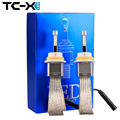TC-X Super Bright car-styling LED headlight bulds kits 9007 HB5 Hi/Lo 55W 4800LM 6000K Bulb Replacement DRL Fog Headlight