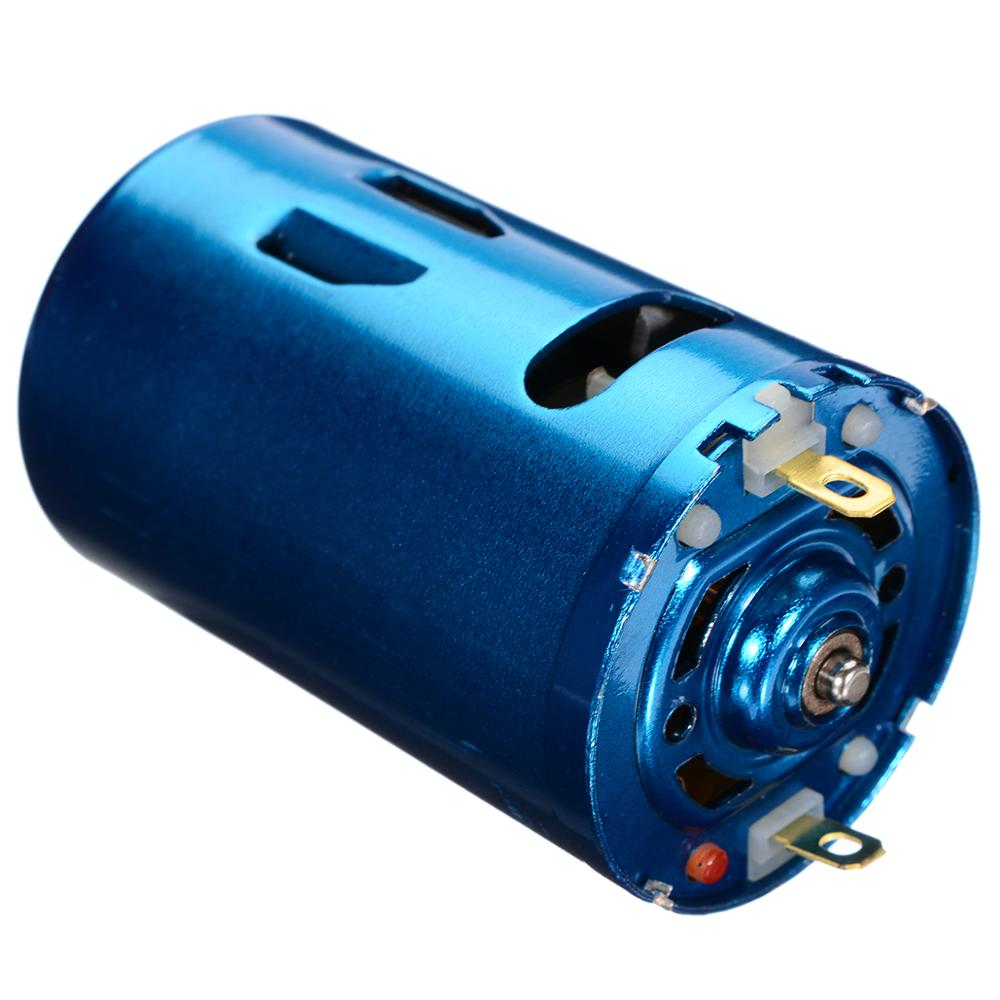 High Speed RS-<font><b>550</b></font> <font><b>Motor</b></font> DC <font><b>12V</b></font> 24V Large Torque <font><b>Motor</b></font> Low Noise Motors30000RPM For RC Car Boat Model image
