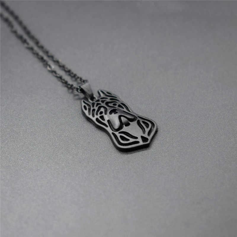 Elfin colliers canne Corso, collier tendance, couleur or, argent, bijoux pour chien, colliers pendentif