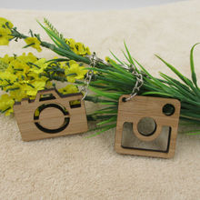 Wooden Key Chain Camera Design