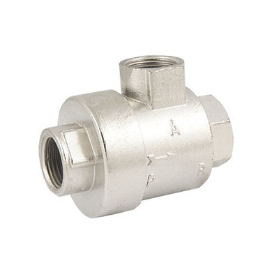 BQE-04 1 In 2 Out Pneumatic 2 Way 1/2 BSP Outlet Air Quick Exhaust Valve NewBQE-04 1 In 2 Out Pneumatic 2 Way 1/2 BSP Outlet Air Quick Exhaust Valve New