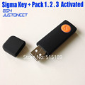 sigma key sigma dongle +Pack1 + Pack2 + Pack3 activated full sigmakey dongle for alcatel alcatel huawei flash repair unlock
