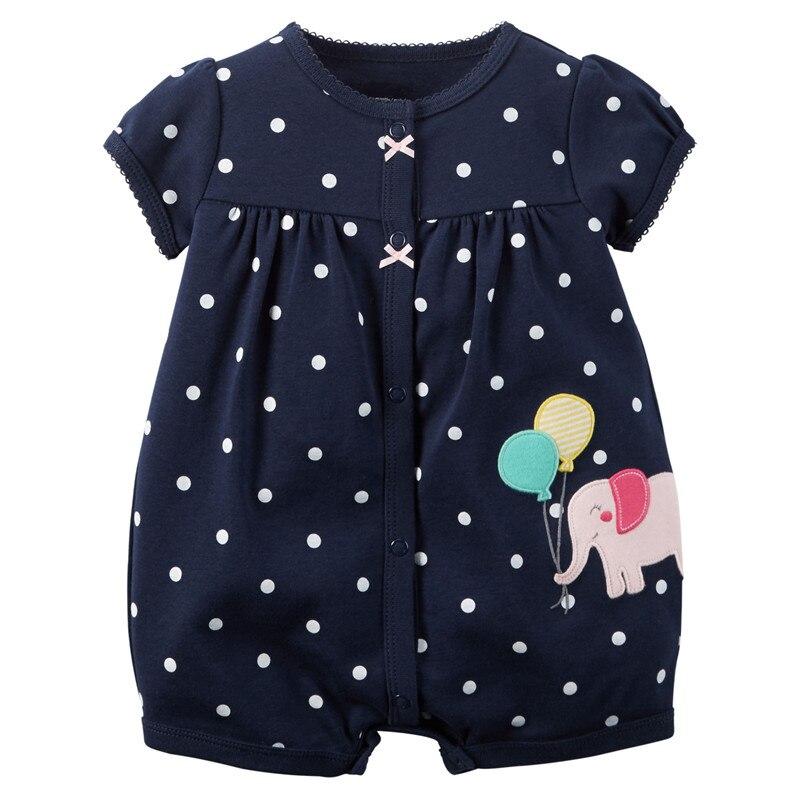 0709eb083f6b HTB1F61iQVXXXXXyXFXXq6xXFXXXJ - Baby Rompers Summer Baby Girl Clothes 2017  Baby Girl Dress Cotton Newborn Baby Clothes