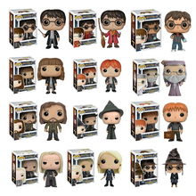 Funko Pop Harry Potter and The Philosopher's Stone 2019 MINERVA Action Figures PVC Model Boy Toys Birthday Christmas Gift