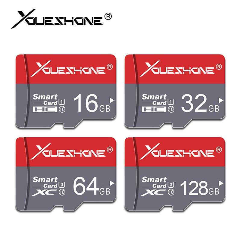 100% Reale Kapazität Class10 8 Gb 16 Gb 32 Gb 64 Gb Microsd 128 Gb Micro Sd Karte Tarjeta Micro Sd Speicher Karte Mit Freies Adapter