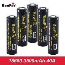 ФОТО Rechargeable Battery Lithium18650 37V Li-ion Bateria fire 3500mAh  for Flashlight VS Panasonic 18650 VTC6 A045