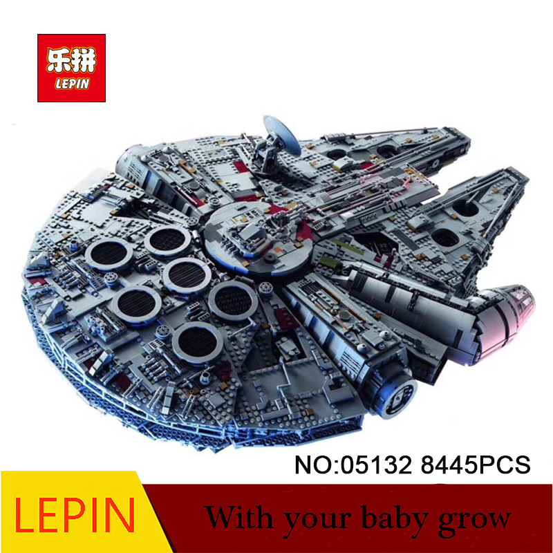 Lepin 05132 Star Plan Series 8445PCS The Ultimate Collector's Model Destroyer Set 75192 Building Blocks Bricks Children Toy Gift michelle schoffro cook the 4–week ultimate body detox plan